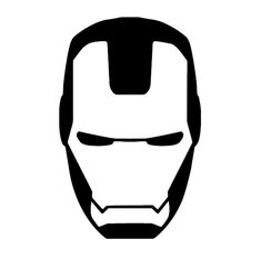 List Of Synonyms And Antonyms Of The Word Iron Man Stencil