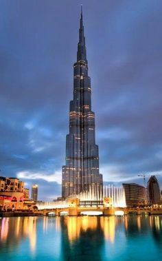Burj Kalifa dubai