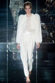Princess Leah     Tom Ford Spring 2014 | London Fashion Week