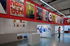 100 Years of Swiss Graphic Design @ Museum für Gestaltung Zürich [2012]
