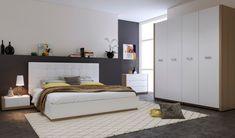 Bedrooms with Neutral Palettes