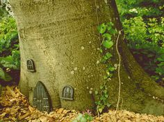 The treehouse by Achatina.deviantart.com
