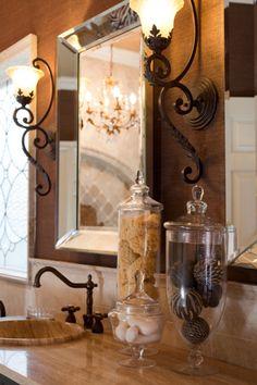 Bathroom interior home design interior design 2012 Bathroom Inspiration, Bathroom Ideas, Light Bathroom, Design Bathroom, Bathroom Interior, Tuscan House, Tuscan Decorating, Tuscan Style, Bath Decor