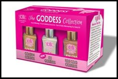 The most talked about tan in town and its new Goddess Oil launch.