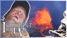 Escape from the VOLCANO | I Shouldn't Be Alive | S01 E11 | Full Episodes... Active Volcano, Full Episodes, Survival, Film, Movie Posters, Movie, Film Stock, Film Poster, Cinema