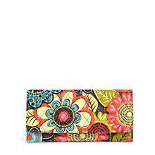 Trifold Wallet| Vera Bradley