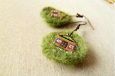 Martinuska / Domček pod zeleným hájom