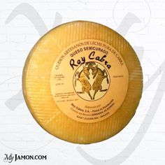Cabra Rey semi-aged cheese from pasteurized milk is processed with a minimum aging of 30 days. Sweet cheese from Serrania of Ronda, Malaga.