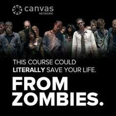 from zombies