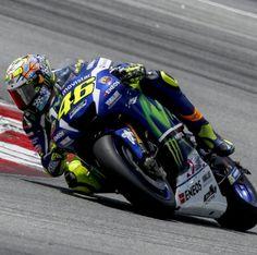 Sepang 2016 Valentino Rossi