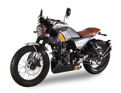 Scramblers are all the rage lately, so it's no surprise that FB Mondial made its return...