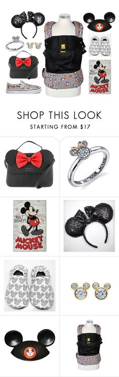 """""""Disney Baby and Lillebaby"""" by heather-salvucci-gifford on Polyvore featuring Loungefly and Disney"""