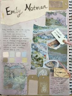 50 Ideas Gcse Art Sketchbook Layout Artists For 2019 – A Level Art Sketchbook - Water A Level Art Sketchbook, Sketchbook Layout, Textiles Sketchbook, Arte Sketchbook, Fashion Sketchbook, Sketchbook Inspiration, Sketchbook Ideas, Design Inspiration, Portfolio D'art