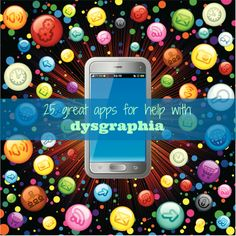 LD-friendly apps that address #dysgraphia and writing difficulties.