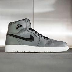 14610b65bc0bfc Air Jordan 1 Retro High Men (gray   cool grey   white   black) - Sexy High  Heels Women Shoes - Sexy High Heels Women Shoes