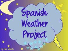 Spanish Weather Forecast Project $