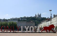 Bellecour Square in Lyon: One of the largest squares in Europe dominated by the statue of king Louis XIV. UNESCO World Heritage Site. Detailed information http://www.tripomatic.com/France/French-Alps/Lyon/Bellecour-Square/