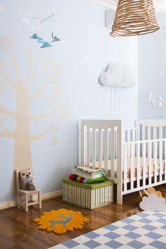 Baby's bedroom.. so sweet!