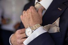 Hochzeitsanzug in Blau Cufflinks, Wedding Rings, Engagement Rings, Accessories, Jewelry, Fashion, Blue, Enagement Rings, Moda