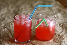 summer sweet raspberry lemonade