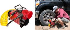 Q Industries SuperFlow High-Volume Air Compressor Best Portable Air Compressor, Monster Trucks, Told You So