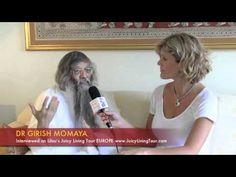 Maharishi & Transcendental Meditation (TM), MERU The Netherlands - Dr Girish Momaya