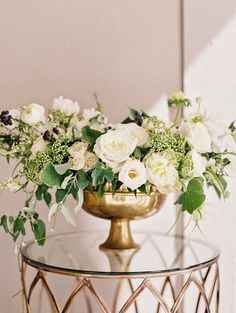 Florals by Sweet Woodruff / Photos by When He Found Her