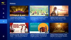 Christian Films, Tagalog, Google Play, Music Videos, App, Songs, History, Movies, 2016 Movies