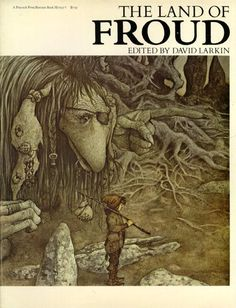 """previous pinner said: """"The Land of Brian Froud"""" - an out of print treasure it took me years to find!"""
