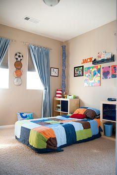 boys room inspiration/colors
