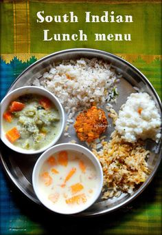 South Indian lunch menu-4 http://www.upala.net/2015/06/south-indian-lunch-menu-variety-rice-4.html