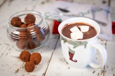 Hot Chocolate Truffle Bombs Recipe | Bakepedia