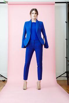 Fashion Trend : Blue http://atrendylifehere.blogspot.com/2013/07/all-about-blue-trend-alert-resort-2014.html