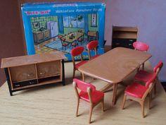 Blue Box dining room
