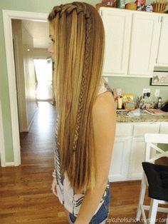 braids on braids on braids.