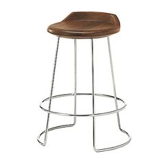 Swivel counter stool I was telling you about- comes w/ leather seat also. McGuire Furniture: Swivel Counter Stool: No. Modern Counter Stools, Swivel Counter Stools, Kitchen Stools, Bar Counter, Traditional Furniture, Classic Furniture, Modern Furniture, Furniture Ideas, Diy Home
