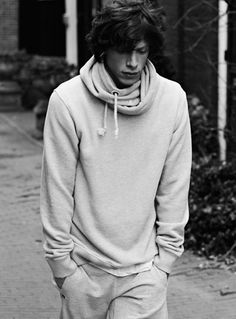 Scotch & Soda Collection | LOVE this hoodie