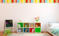 8 steps to a brilliant kids bedroom