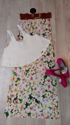 Moda Fashion, Online Boutiques, Outfits, Spring, Flowers