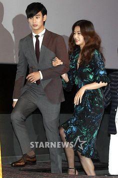 [July 10th 2012] Kim Soo Hyun (김수현) at The Thieves (도둑들) Press Screening #1 #KimSooHyun #SooHyun #JunJiHyun #TheThieves #Dodookdeul
