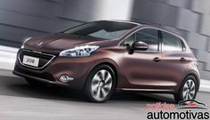 Peugeot 208 deve ganhar versões Like e Style