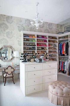 Dressing room ideas/organization Home Improvement, Ideas, Home Decor, Homemade Home Decor, Interior Design, Home Improvement Projects, Decoration Home, Home Interiors, Thoughts