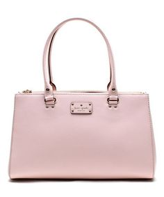 Love this Kate Spade Balletslip Wellesley Martine Leather Tote by Kate Spade on #zulily! #zulilyfinds