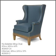 Find this and many other chair options for your design project at Ernest Gaspard & Associates   Atlanta, GA