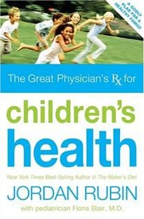 This is a great introduction into eating healthy if you are just beginning. He has suggestions for getting whole foods into your kids diet and is biblically based.