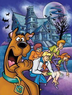 Scooby Doo Images, Scooby Doo Pictures, Classic Cartoon Characters, Classic Cartoons, Disney Wallpaper, Cartoon Wallpaper, Original Wallpaper, Cartoon Shows, Cartoon Art