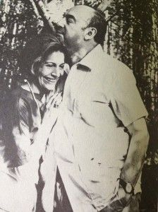 Matilde Urrutia and pablo neruda. This is my all time favorite photo.