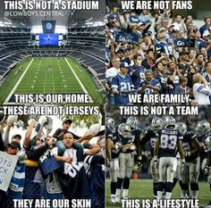 Love me some Dallas Cowboys