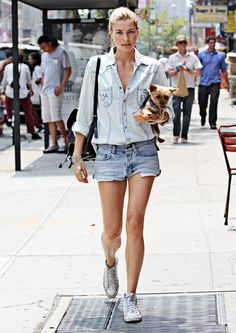 Jessica Hart  Revolve Clothing Blog