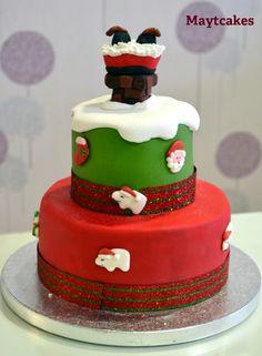 Navidad y Halloween Halloween, Cake, Desserts, Food, Creativity, Christmas Pies, Tailgate Desserts, Deserts, Kuchen